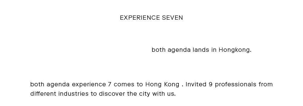 EXPERIENCE_SEVEN_-HONGKONG_-01